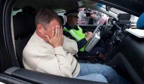 Ответственность пьяного за рулем