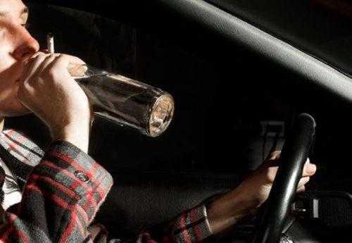 ДТП с пьяным участником