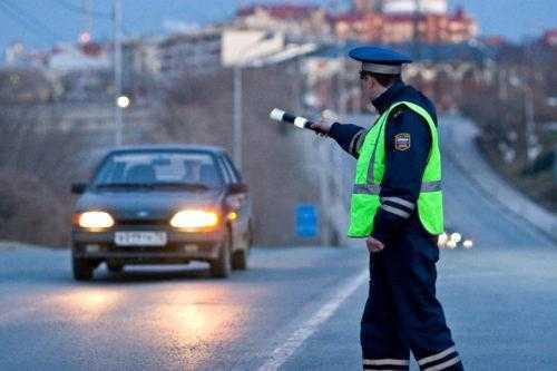 Условия езды на авто без регистрации