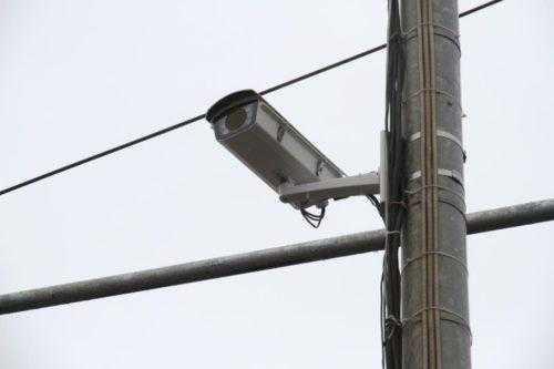 Камера на перекрестке