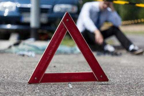 Наказание для водителей, покинувших место ДТП