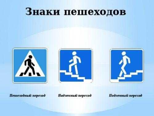 Ответственность за нарушения требований знаков