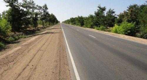 Типичное загородное шоссе