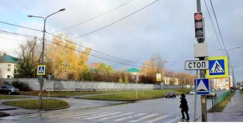 Правила проезда регулируемого пешеходного перехода