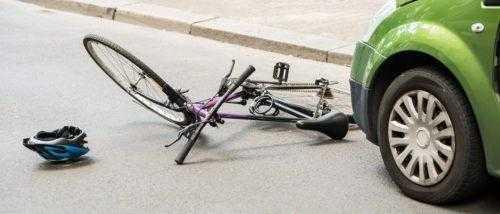 Велосипедист скрылся с места ДТП
