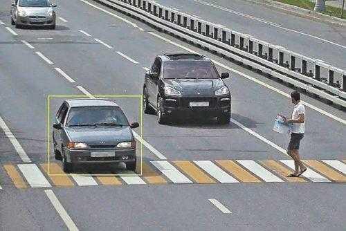 Штраф за непропуск пешехода и скидки при уплате