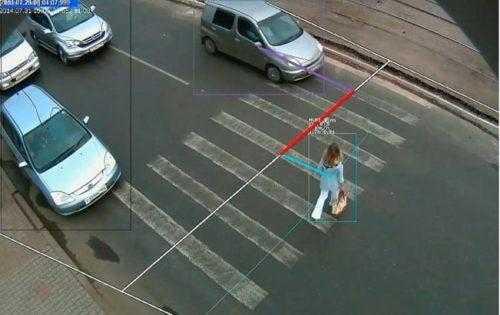 Камеры автоматической фиксации правонарушения