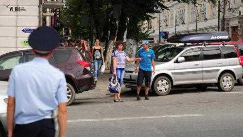 Как ГИБДД фиксирует нарушения пешеходами