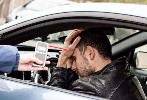 Нетрезвый водитель сбил пешехода