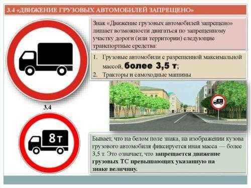 Штраф за проезд под знак 3.4, скидки при уплате